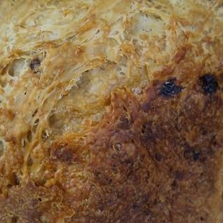 Hbでオートミール入り食パン2