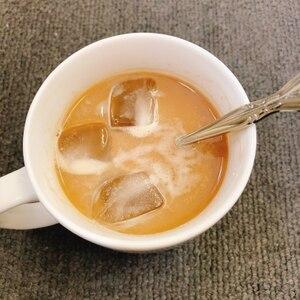 梅酒入りアイスコーヒー