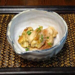 簡単うまい◎鶏肉のマヨポン炒め