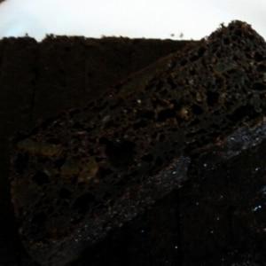 柚子チョコパウンドケーキ。