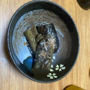 簡単!麺つゆで作る!ナスの煮浸し♪油も使わないよ!