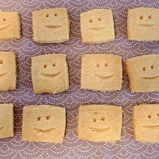 サクサクホロホロ★塩クッキー★卵・バター不使用