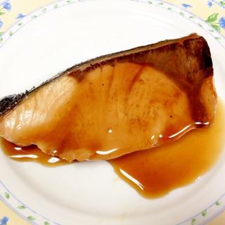 オイスターソースで☆ぶりの中華風照り焼き