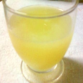 100%グレープフルーツジュース☆