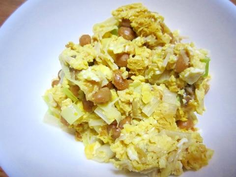 簡単美味しい!白ネギとえのきとなめこの卵焼き