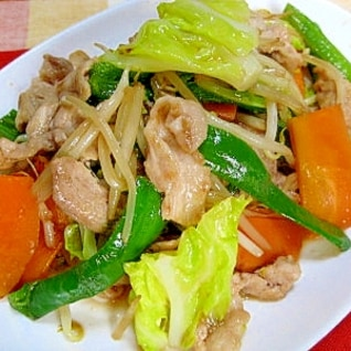 プロ直伝!野菜炒め