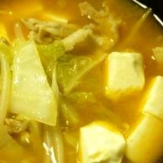 辛ウマっ!豆腐チゲ