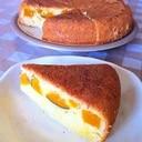 簡単♪炊飯器でかぼちゃのケーキ