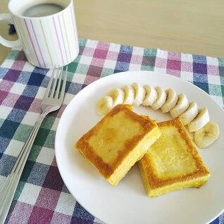 糖質制限 高野豆腐フレンチトースト