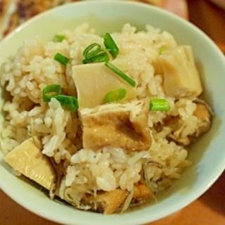筍ゴロゴロ☆たけのこご飯