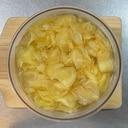 低糖質!常備菜!りんご酢で作るガリ