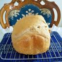 HBでミックスナッツの食パン
