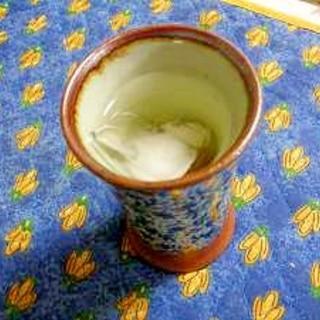 梅酒のお酢ドリンク