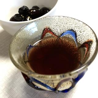 アントシアニンたっぷり!黒豆酒