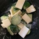 即席♪きゅうりとチーズのサラダ