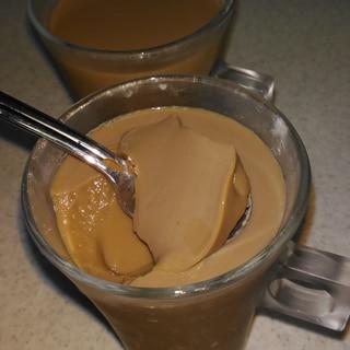 コーヒー牛乳ゼリー