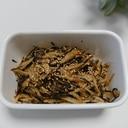 栄養たっぷり☆牛蒡とひじきの佃煮