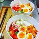 高野豆腐いり*盛岡冷麺