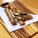 チーズ明太春巻き