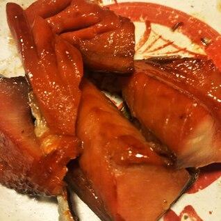 フライパンで簡単にサバのみりん干しの焼き方