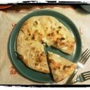 家族が喜ぶ♪コンロのグリルで 洋なしのピザ