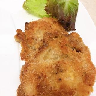 生姜焼き用豚肉で作るミラノ風カツレツ★簡単・時短♪
