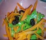 にんじんとセロリのサラダ