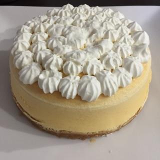 グルテンフリー☆米粉のスフレヨーグルトケーキ