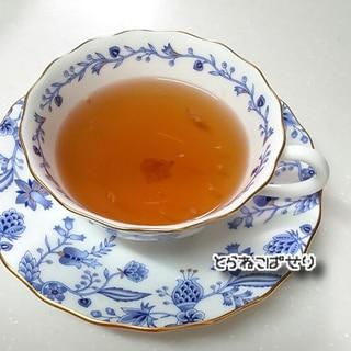 黒糖しょうが紅茶