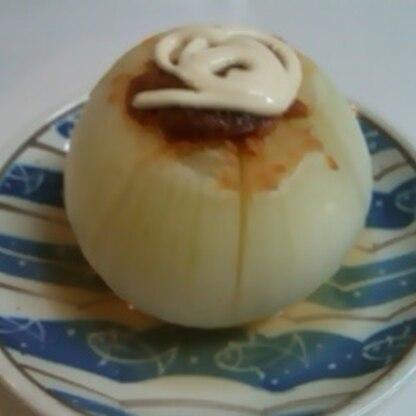 玉ねぎが甘くてとても美味しかったです。味噌とマヨがすごく合いますね!他の新玉ねぎレシピも、ぜひ試してみたいです。ご馳走様でした♪
