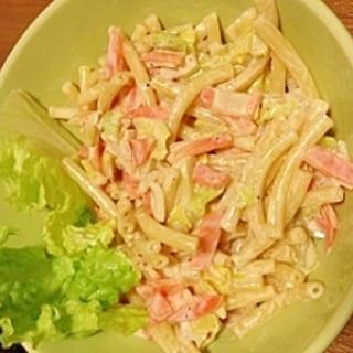 マカロニサラダ★きゅうりがなくても!