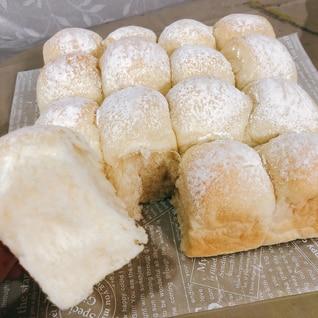 母の日に感謝!ふわふわのはちみつミルクちぎりパン