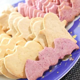 子供と作ろう♪簡単!ハロウィン型抜きクッキー
