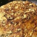 豆腐とチーズのふわふわ焼き