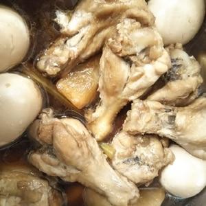鶏手羽元のさっぱり煮はさっぱりこっくり