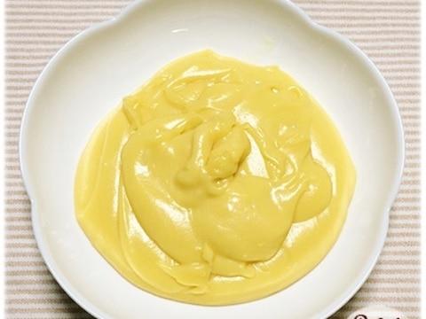 グルテンフリー♪米粉のカスタードクリーム