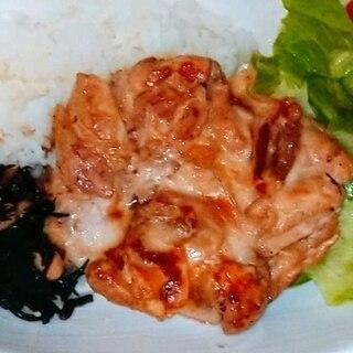 【簡単】鶏肉のポン酢焼き【漬けて焼くだけ】