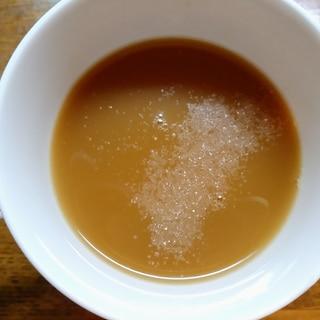 ミルク飴シナモンコーヒー