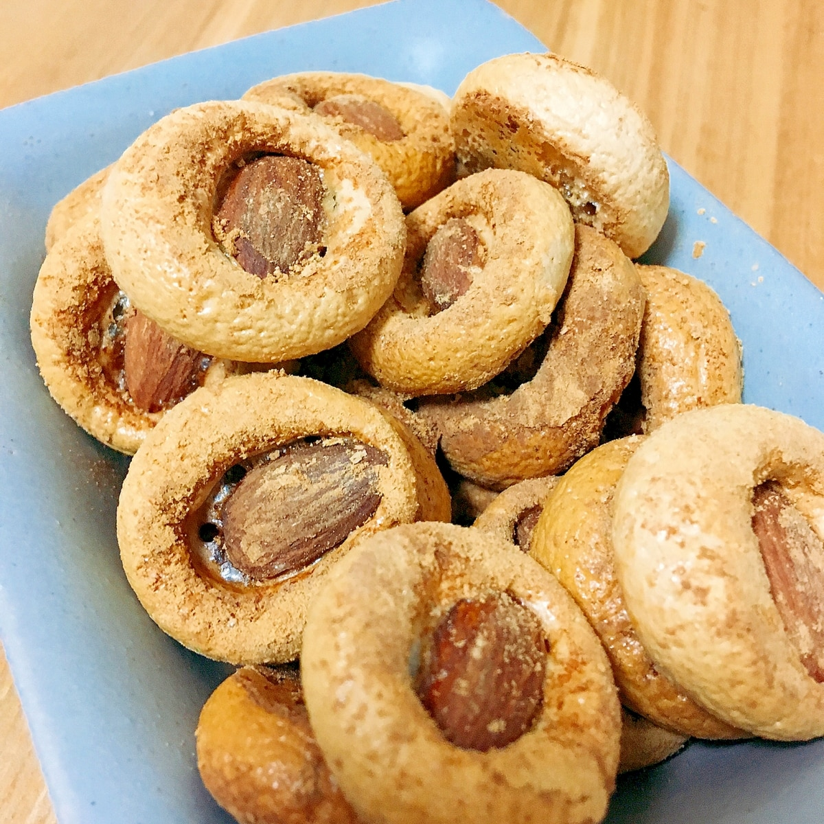 クッキー マシュマロ
