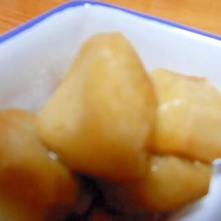 ♧レンジで簡単里芋の煮っ転がし