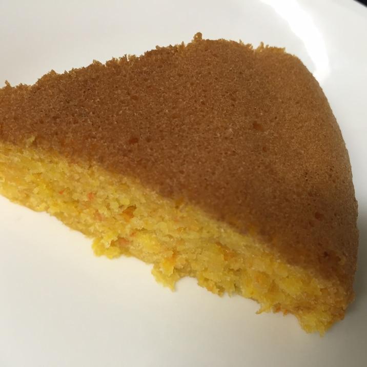炊飯器で人参パウンドケーキケーキ♪