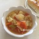 あまり野菜の簡単スープ☆