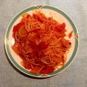 本格イタリアン スパゲッティポモドーロ