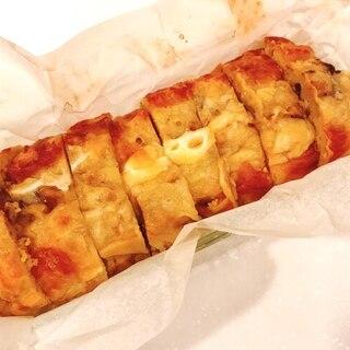 ケークサレ  カレー風味