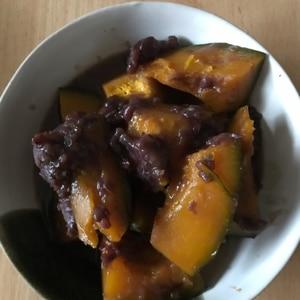 しっとり上品な味わいに*かぼちゃのいとこ煮