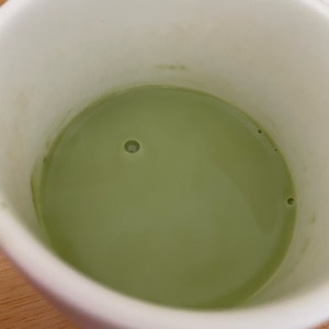 """ホットでも♪アイスでも♪ """"抹茶ラテ"""""""