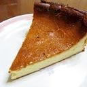 簡単!さっぱり&甘さ控えめ☆ベイクドチーズケーキ