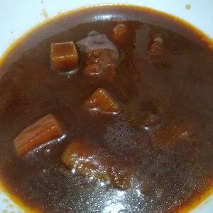 お義母様直伝の炒めない簡単・美味しいビーフシチュー