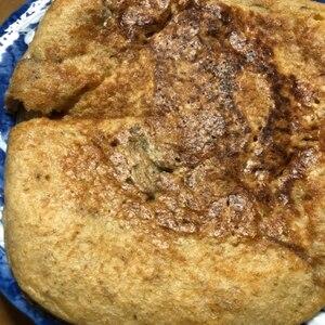 自然薯のふわふわ焼き