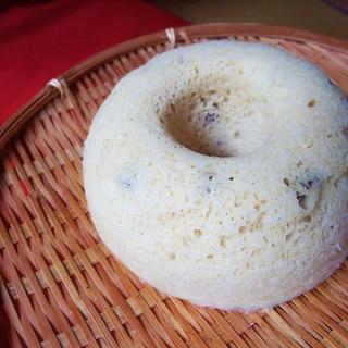 卵・乳なし 豆乳おから蒸しパン